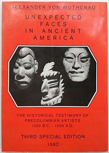 Unexpected faces in ancient America, 1500 B.C.-A.D. 1500: The historical testimony of pre-Columbian - Pottery Pre Columbian