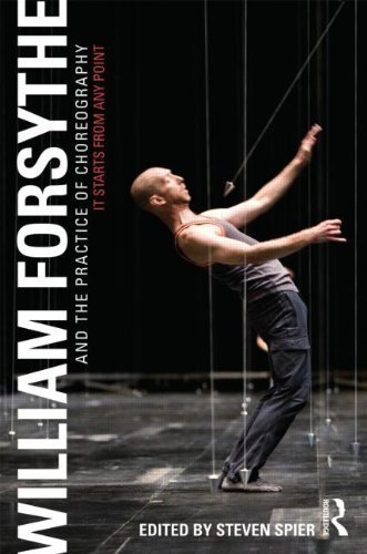 William Forsythe and the Practice of Choreography: It Starts from Any Point (Paperback) - Common pdf epub