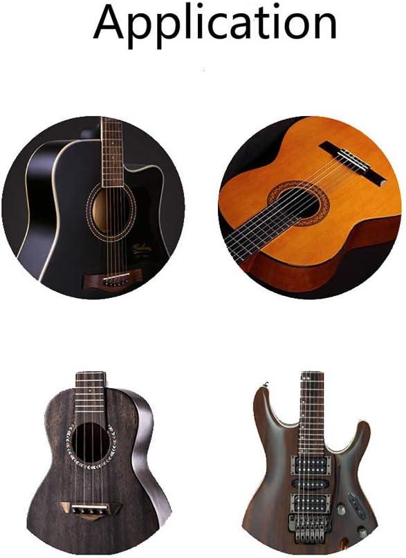 SunYueY Ganchos para Colgar Guitarra, Gancho de Pared Seguro para ...