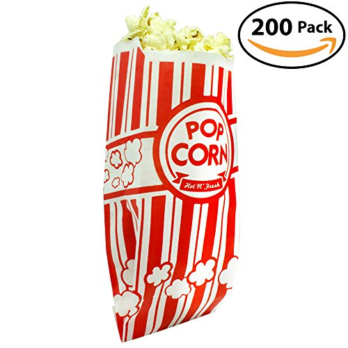 Home Theater Popcorn Bags - 9