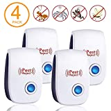 Ultrasonic Pest Repeller Plug in Pest Control - Electric Mouse Repellent Repellent