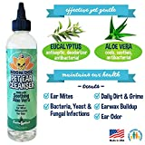All Natural Pet Ear Cleaner for Dogs and Cats