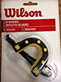 Wilson X-Series Mouth Guard Youth 6 pack