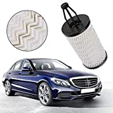 FidgetFidget Oil Filter Engine for Mercedes Benz C300/350/400/450/500/550 13-16 2761840025
