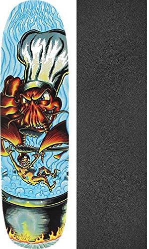 ふさわしい割り当てるりんごEarthwing Skateboards Lobsterクルーザースケートボードデッキ – 8.5