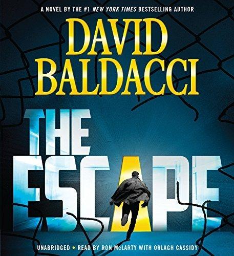 The Escape (John Puller Series) by Baldacci, David (November 18, 2014) Audio CD