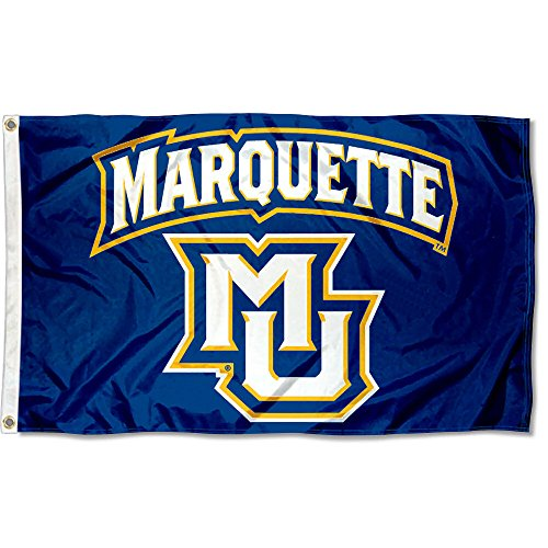 Marquette Golden Eagles MU University Large College Flag
