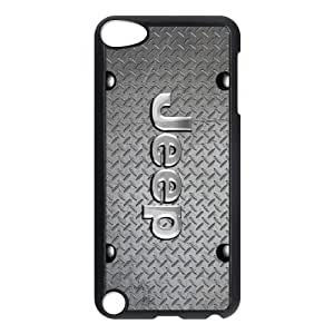 Ipod Touch 5 Phone Case for Classic theme Jeep Logo pattern design GCTJPLG780861