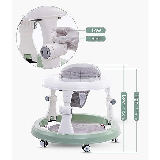 Amazon.com: Baby Walker - Andador antivuelco multifunción ...