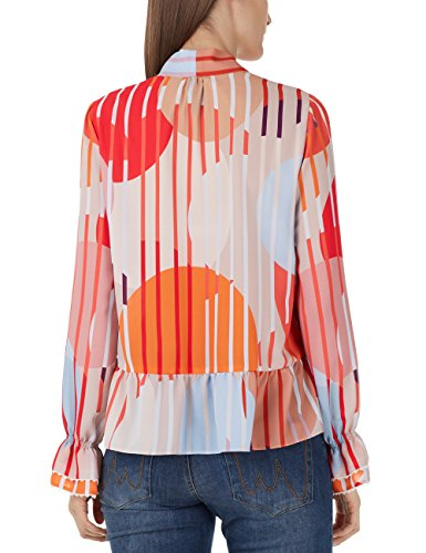 Collections Cain Para 248 Blusa Multicolor Mujer Marc geranium BZpxx