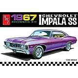 AMT AMT981 1967 Chevy Impala SS Car Model Kits