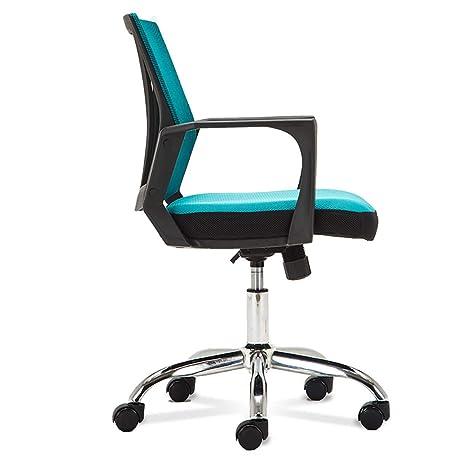 Amazon.com: JXHD Silla de oficina ergonómica / silla ...