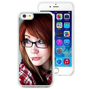 New Custom Designed Cover Case For iPhone 6 4.7 Inch TPU With Redhead Hipster Girl Mobile Wallpaper (2).jpg