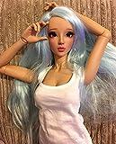 Zgmd 1/3 BJD Doll Ball Jointed Doll Elf Ear Girl