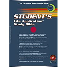 Student's Life Application Bible: New Living Translation, burgundy bonded leather (2005-02-09)
