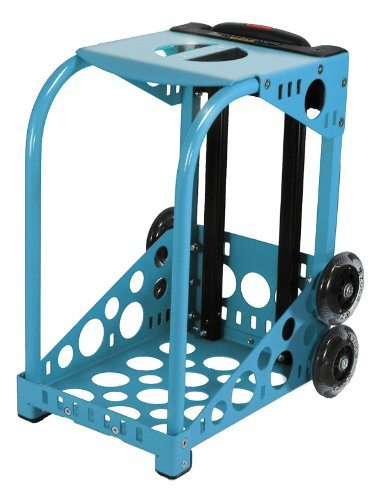 Zuca Sport Frame with Built-In Seat (Choose Your Color), for any Zuca Sport Insert Bag (Blue) by ZUCA
