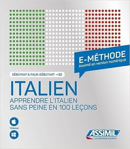 ITALIEN SANS ASSIMIL PEINE PDF TÉLÉCHARGER