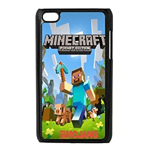 Generic Case Minecraft For Ipod Touch 4 Q6Z5118878