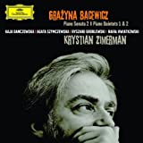 Grazyna Bacewicz: Piano Sonata No. 2; Quintets Nos. 1 & 2