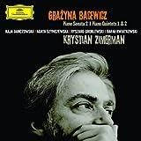 Music : Grazyna Bacewicz: Piano Sonata No. 2; Quintets Nos. 1 & 2