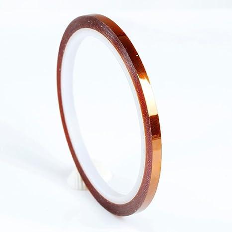 50mm x 100ft Kapton Higher Temperature Heat Resistant Polyimide Tape BGA PCB