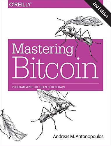 Mastering Bitcoin: Programming The Open Blockchain Icon