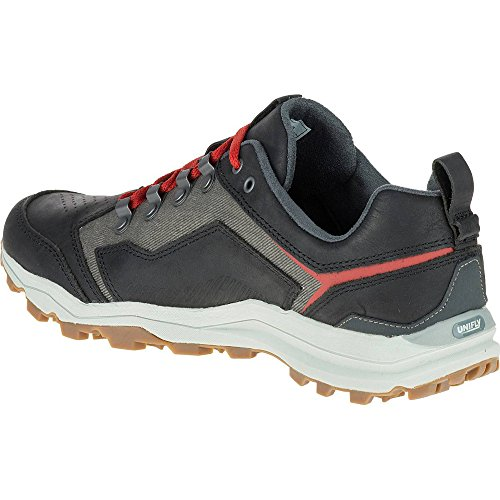 Merrell Mens All Out Crusher Breathable Leather Sneaker Shoes