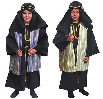 Atosa - Disfraz de árabe para niño, talla 10-12 años ...