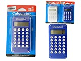 Calculator with Maze Game Size: 2.4'' x 4.75'' , Case of 96
