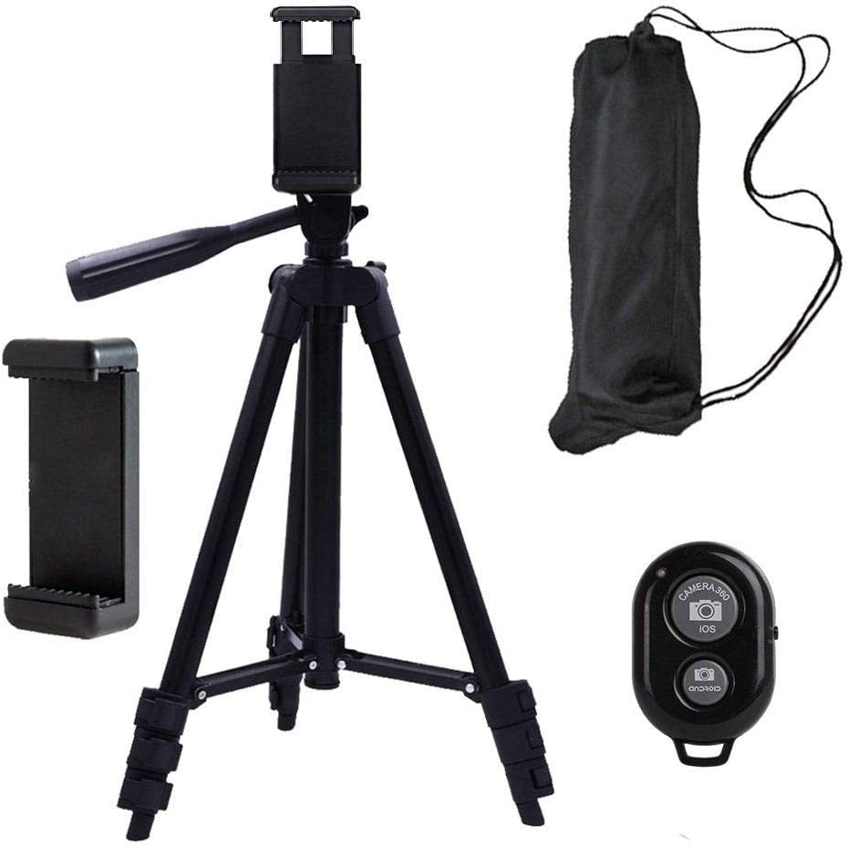 Wireless Tripod with Remote Control For mobile and Camer