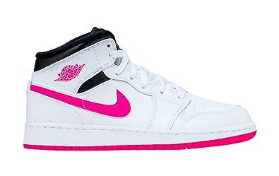 862e928b6ea62 Jordan Air Jordan 1 Mid (gs) Big Kids 555112-106 Size 7