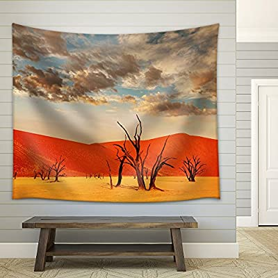 Delightful Creative Design, Made With Top Quality, Dead Valley in Namibia Fabric Wall