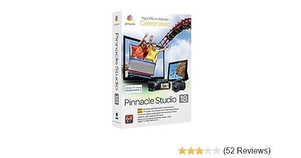 pinnacle studio 18 cd key
