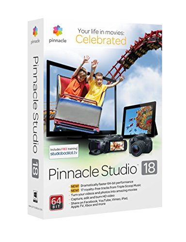 (Pinnacle Studio 18 (Old Version))
