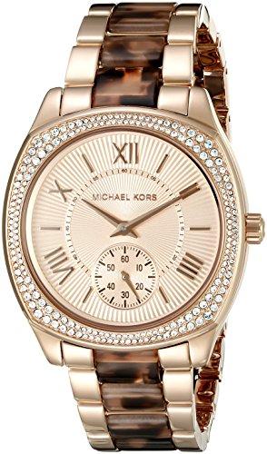 Michael Kors Women's Bryn Two-Tone Watch MK6276 from Michael Kors