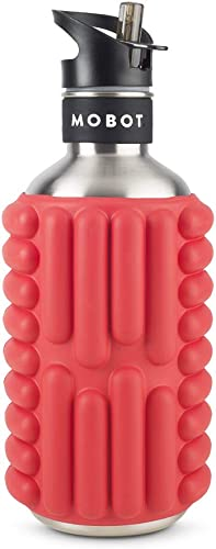 MOBOT Official Big Bertha 40oz Foam Roller Water Bottle