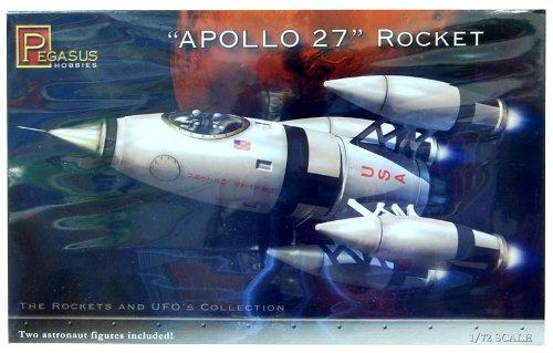IMEX pg9101/1//72/APOLLO 27/Rocket Ship