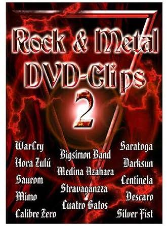 Amazon.com: ROCK & METAL DVD CLIPS : VARIOS VOL.2