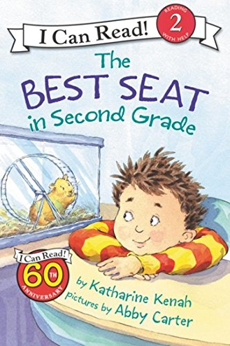 The Best Seat in Second Grade (I Can Read Level 2) (Best Grad Schools In The World)