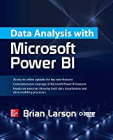 Data Analysis with Microsoft Power BI Front Cover