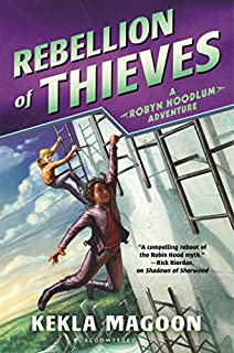 Book Cover: Rebellion of Thieves