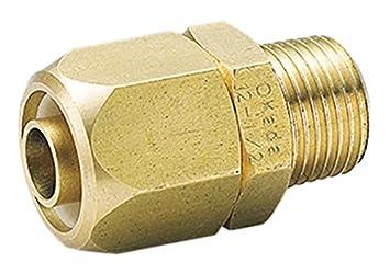 amazon フローバル ブレードロック オール黄銅製 tbc 0415 1 2x15