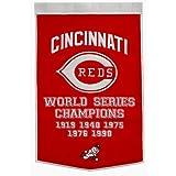 MLB Cincinnati Reds Dynasty Banner