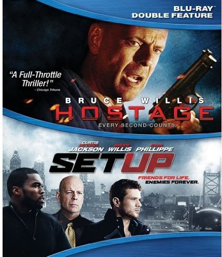 Hostage/Set Up - Double Feature [Blu-ray]