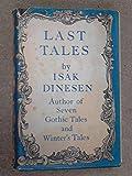 Last Tales, Isak Dinesen, 0394432541