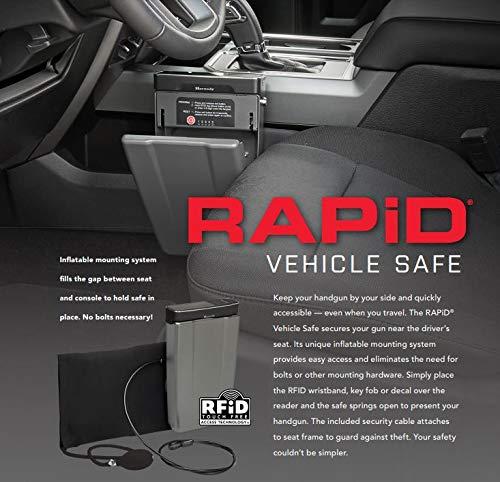 Hornady 98210 Rapid Safe, Vehicle Safe RFID