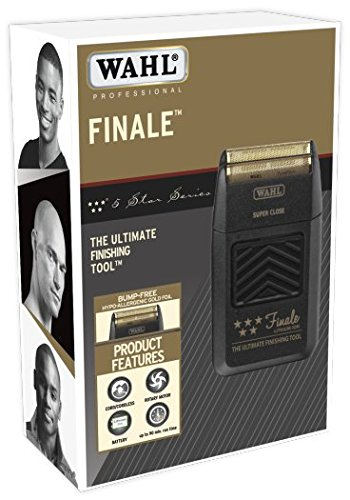 Price comparison product image Wahl Professional 5 Star Series Finale Finishing Tool 8164 - for Professional Stylists and Barbers - Super Close - Black