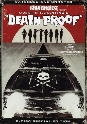 Grindhouse Presents: Death Proof (Extended and Unrated) (Two-Disc Special Edition) -