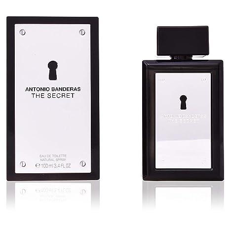 Amazoncom The Secret Eau De Toilette Spray Men By Antonio