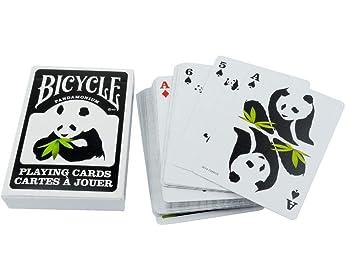Bicycle Poker Spielkarten Kartenspiel Panda Deck